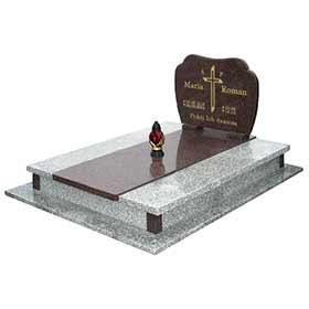Nagrobek granit 115
