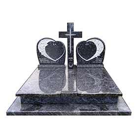 Nagrobek granit 309