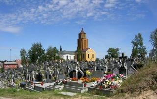 Nagrobki, pomniki, mogiły, grobowce - nazewnictwo