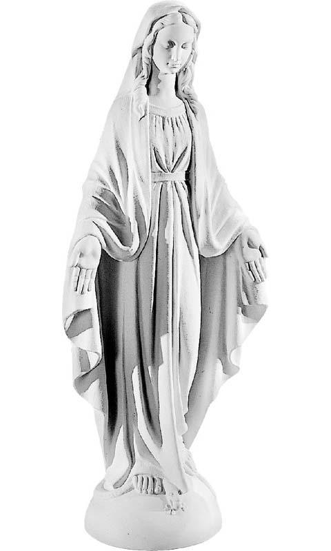 Rzeźba z marmuru carrara