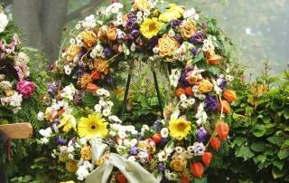 Wiązanka funeralna